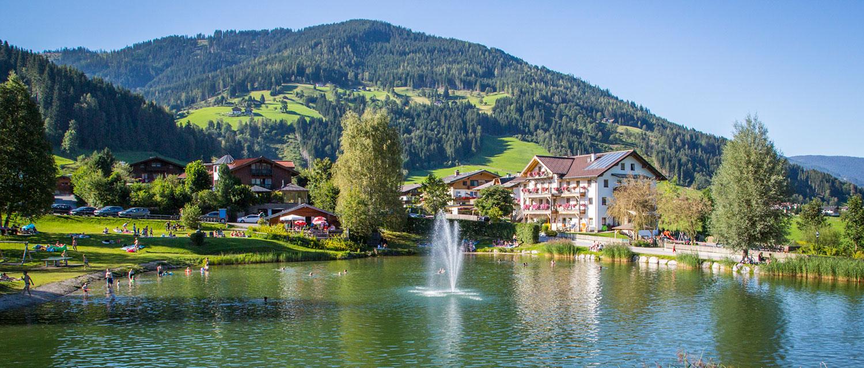 Aparthotel am Reitecksee, Sommerurlaub in Flachau