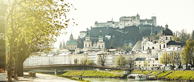 Ausflugsziele Salzburger Land Stadt Salzburg