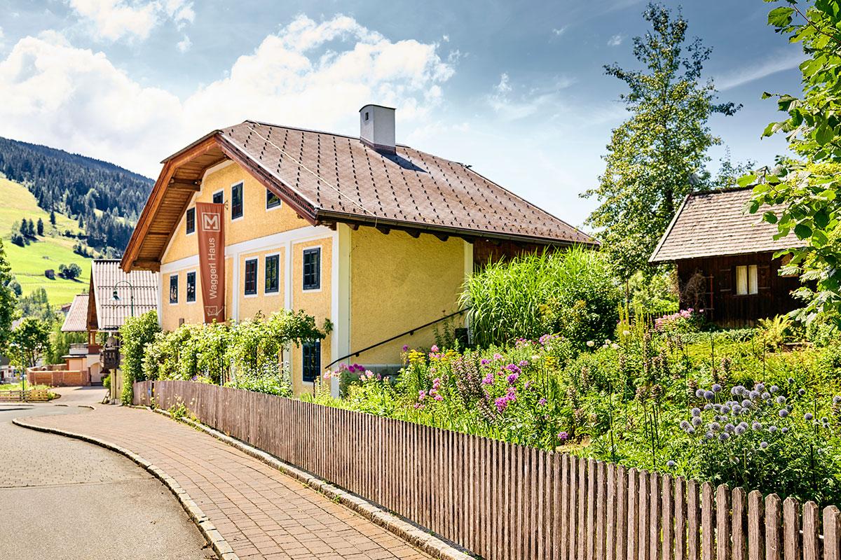 Ausflugsziele Salzburger Land Waggerl Museum Wagrain 10