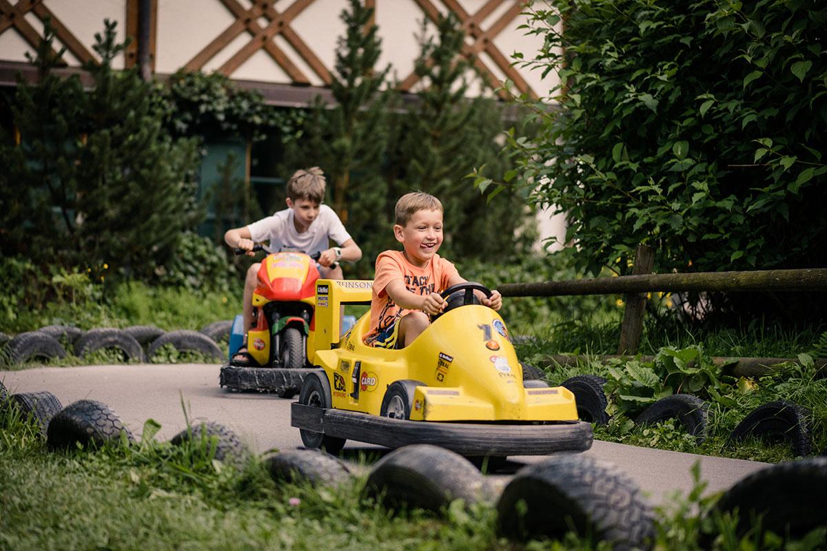 Ausflugsziele Salzburger Land Wildpark Ferleiten Kaernten 21