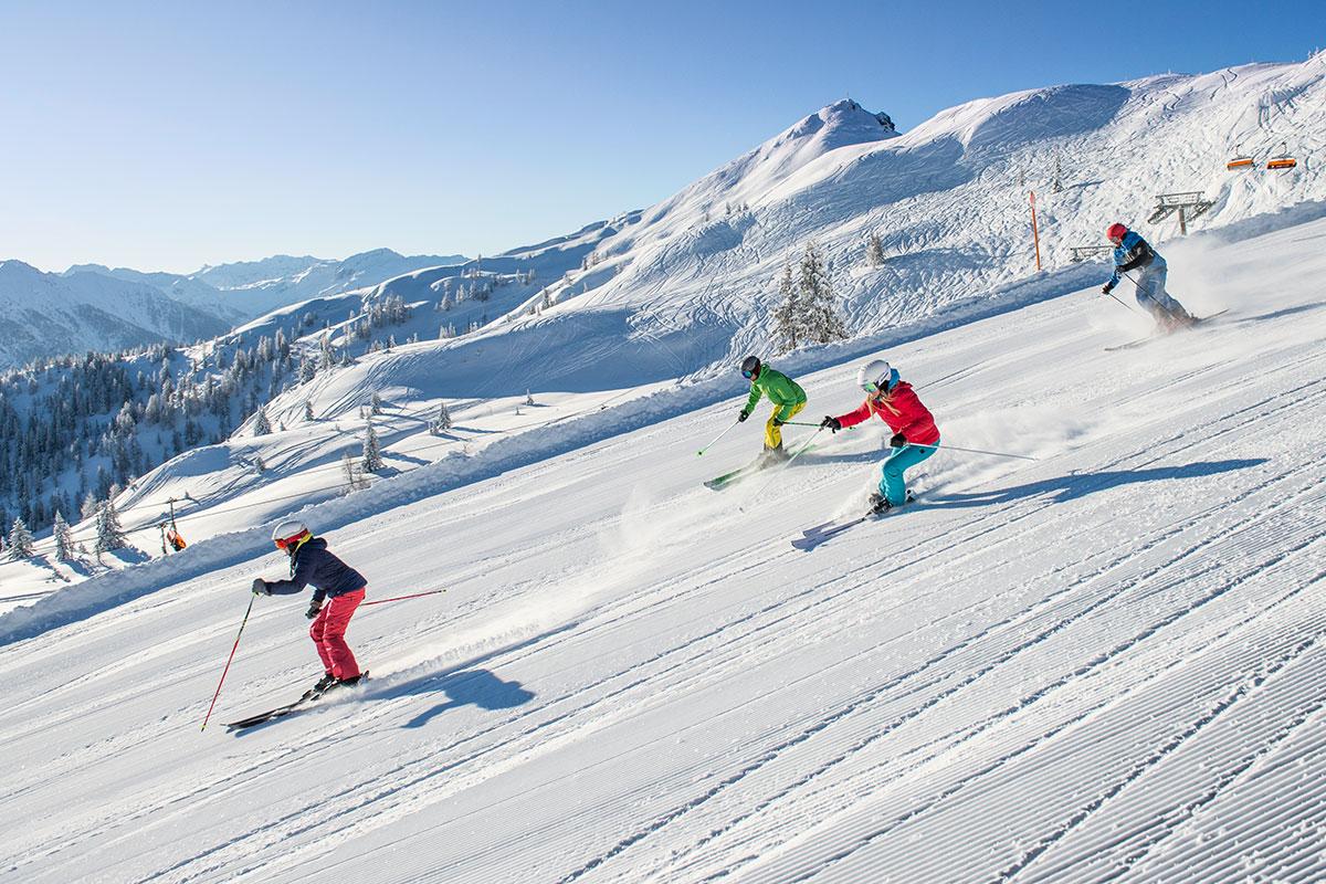 Skiurlaub im Snow Space Salzburg, Flachau