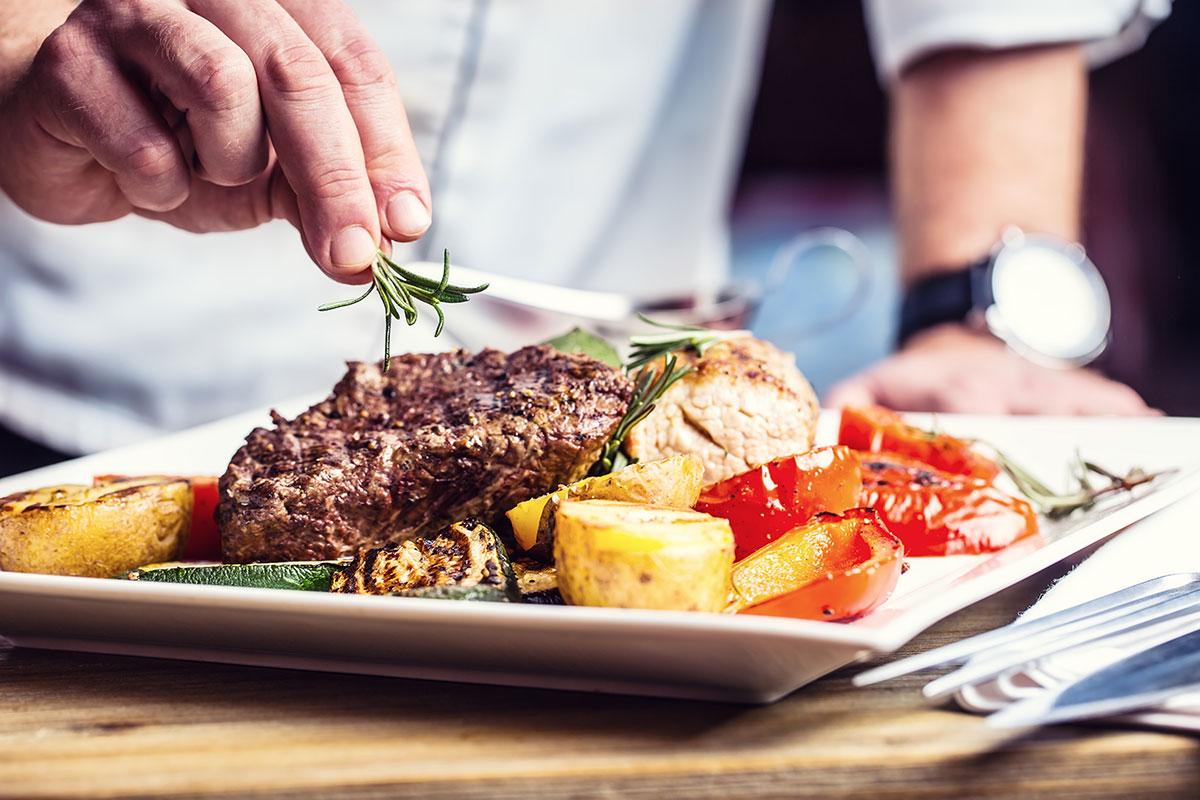 Kulinarik in Flachau