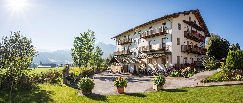Sommer-Urlaub in Flachau, Aparthotel am Reitecksee