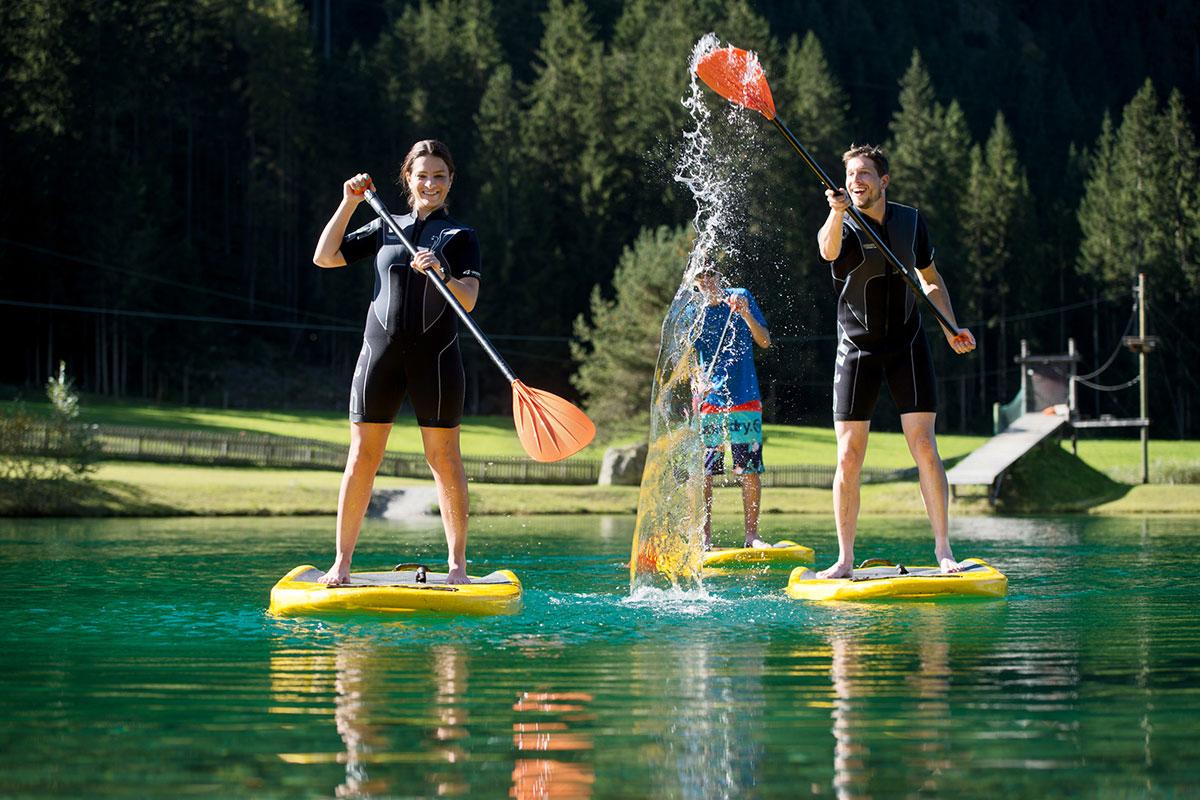 Sommerurlaub in Flachau, Aktivurlaub im Salzburger Land