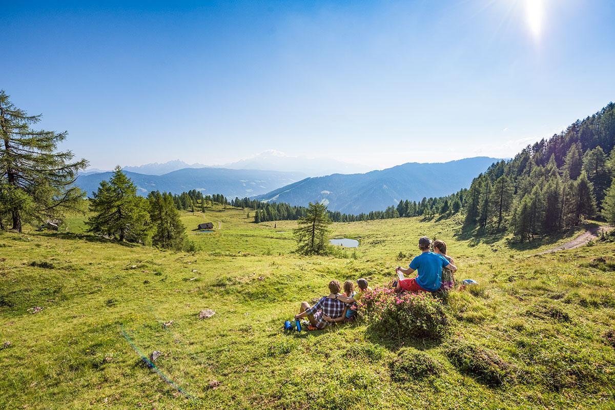 Sommerurlaub in Flachau, Wanderurlaub in der Salzburger Sportwelt
