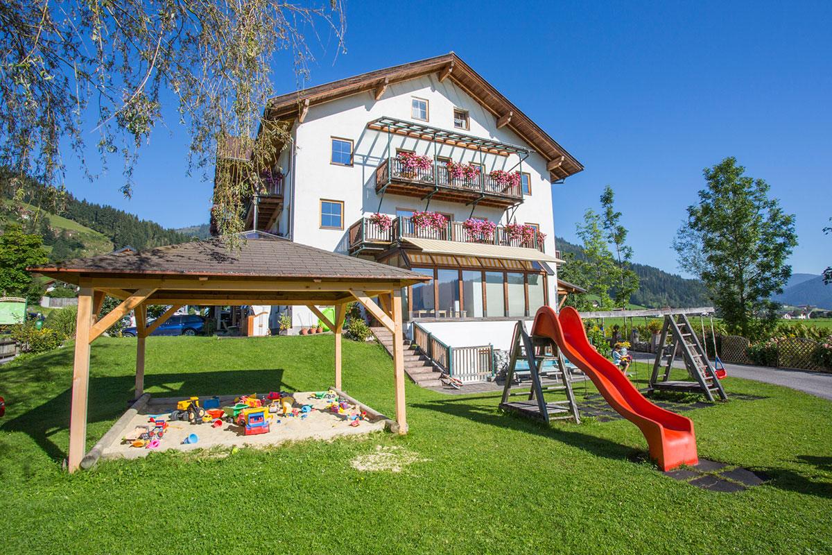 Ferienwohnungen in Flachau, Spielplatz