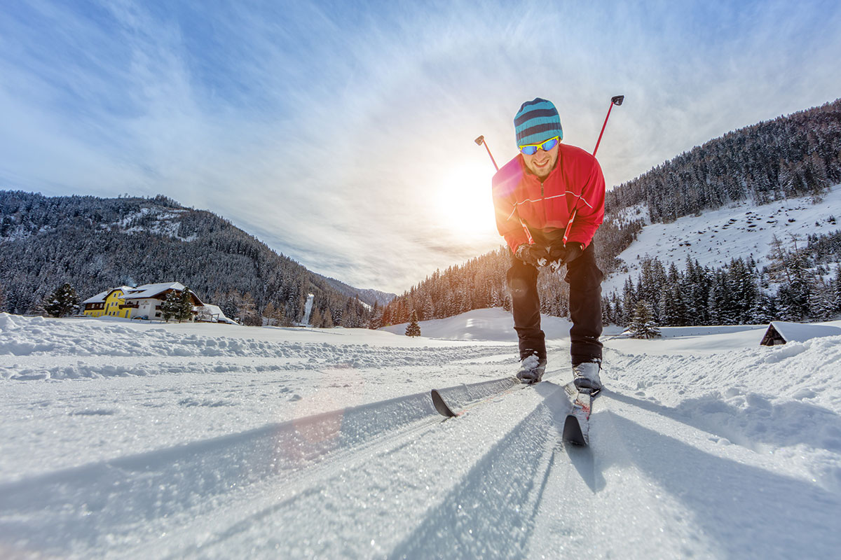 Aparthotel am Reitecksee, Winterurlaub in Flachau Salzburger Land, Langlaufurlaub in Ski amadé